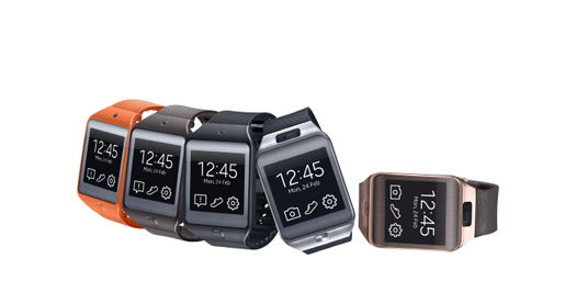 Montre Connectée Samsung Galaxy Gear 2 Neo