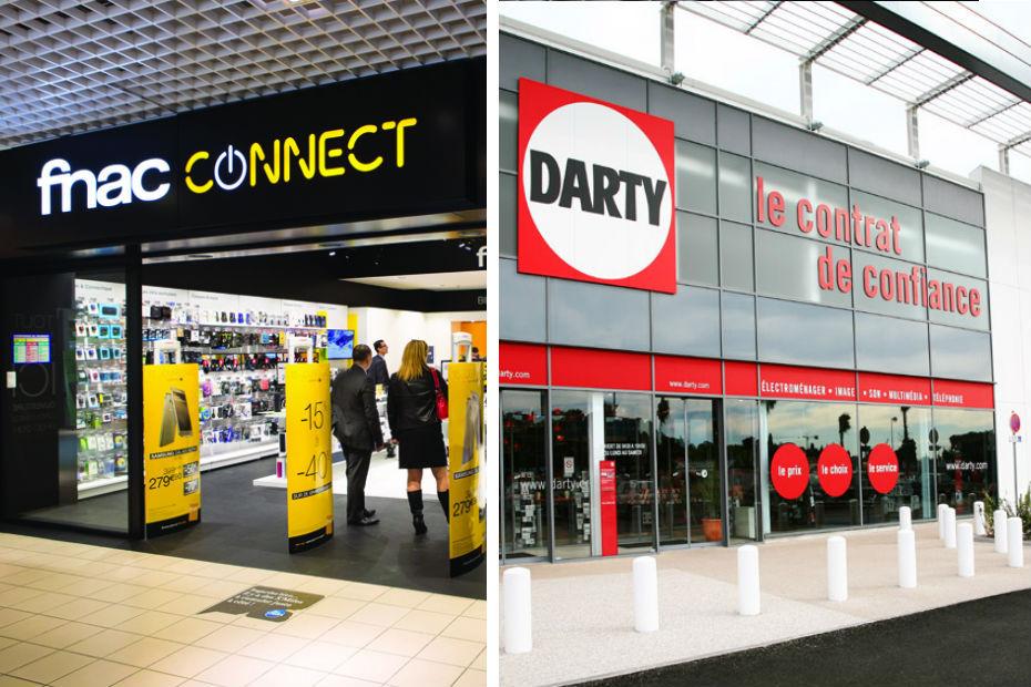 Fnac darty naissance d un nouveau g ant - Massy centre commercial ...