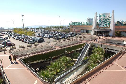 Le centre commercial marseille grand - Grand littoral horaire ...