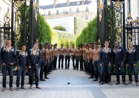 Abercrombie And Fitch Vendeur