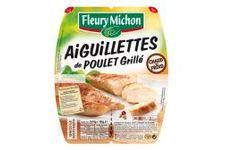 Aiguillettes de Poulet Grillé Fleury Michon