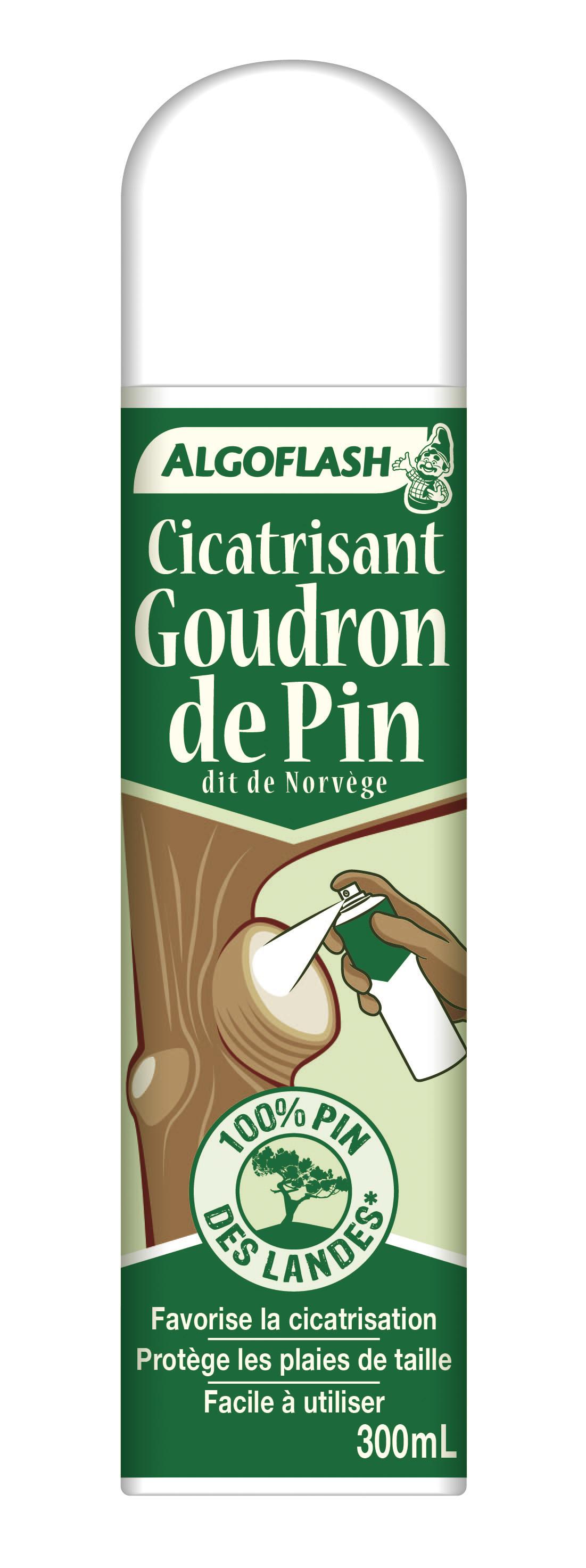 Cicatrisant goudron de pin d algoflash de compo - Goudron de pin ...