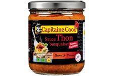 Sauces de la mer à cuisiner - Capitaine Cook