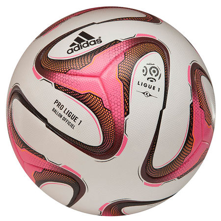 le ballon officiel de la ligue 1 saison 2014 2015 par adidas. Black Bedroom Furniture Sets. Home Design Ideas