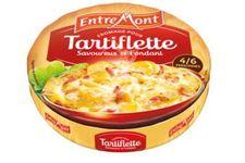 Le fromage pour tartiflette d'Entremont