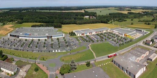 Ouverture de frunshopping nouveau retail park for Centrakor tours