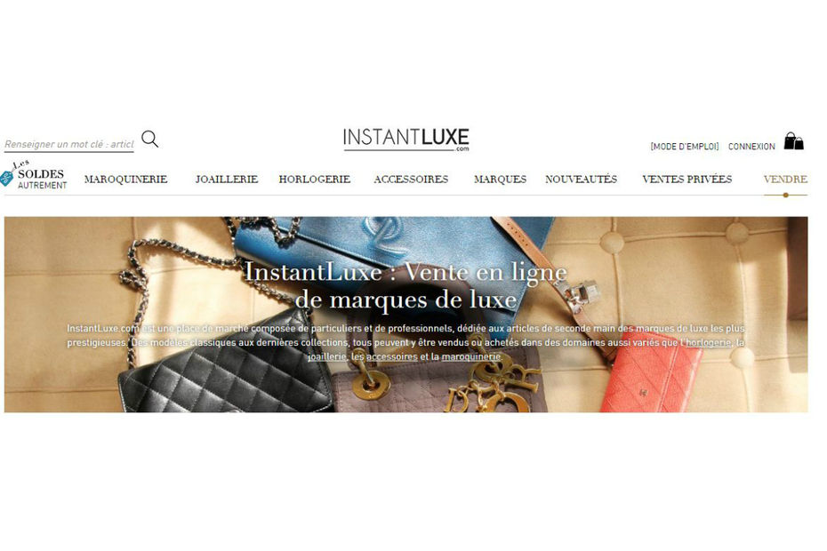56bd73362ae Le groupe Galeries Lafayette acquiert le site... - Produits de luxe