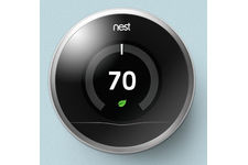 Le Thermostat intelligent connecté Nest