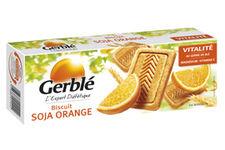 Biscuit Soja Orange Gerblé