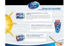 Yaos le yaourt à la grecque de Nestlé