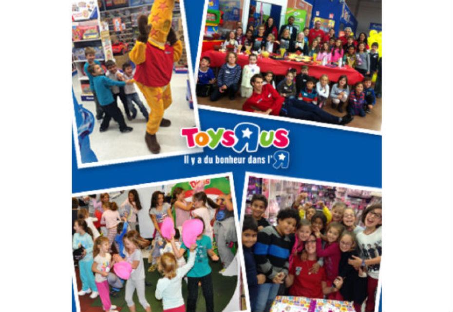 3651b469e24 Toys R Us organisera le 24 avril 2015 une