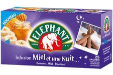 Infusion Miel et Une Nuit d'Eléphant