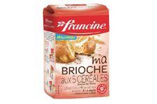 Farine pour Brioche aux 5 Céréales sans Levure Francine