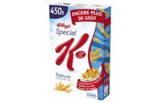 Céréales Spécial K Nature de Kellogg's