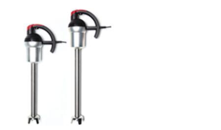 mixeur plongeant tube et couteau en acier de kisag. Black Bedroom Furniture Sets. Home Design Ideas