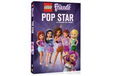 Le long métrage «LeGo Friends Pop Star» de Lego