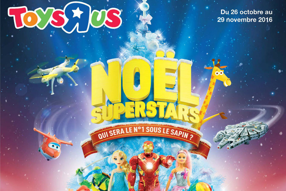 catalogue noel 2018 toy s rus Toys'R'Us diffuse son catalogue de jeux et de   Loisirs, culture catalogue noel 2018 toy s rus