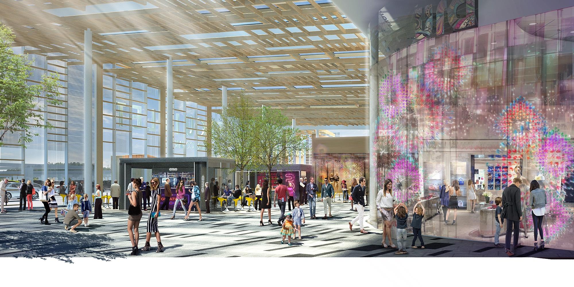 Mercialys rigera son site de for Galerie marchande casino