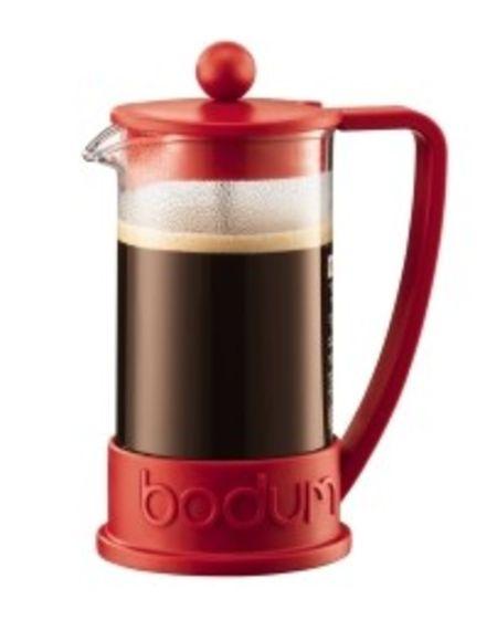 Cafeti re piston 3 tasses brazil de bodum - Cafetiere a piston bodum ...