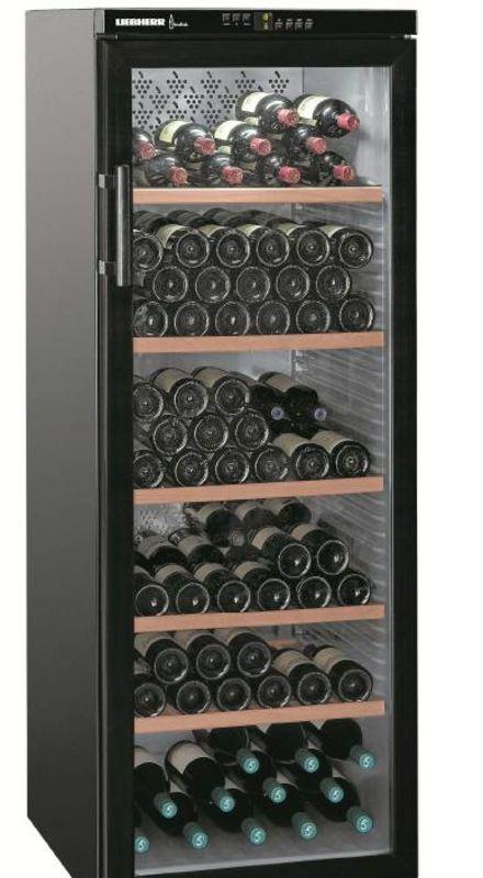 produits cave a vin multi temperatures wtb  de liebherr