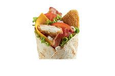 Le Mcwrap Poulet et Bacon de McDonald's