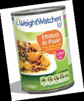 Weightwatchers Signe Des Plats Cuisines En Plats Cuisines
