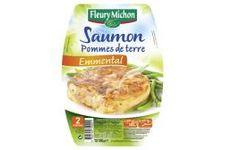 Saumon Pommes de Terre Emmental de Fleury Michon