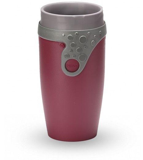 Mug isotherme twizz de neolid de neolid for Mug isotherme micro onde