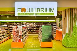 Equilibrium Health & Wellness - Concept original