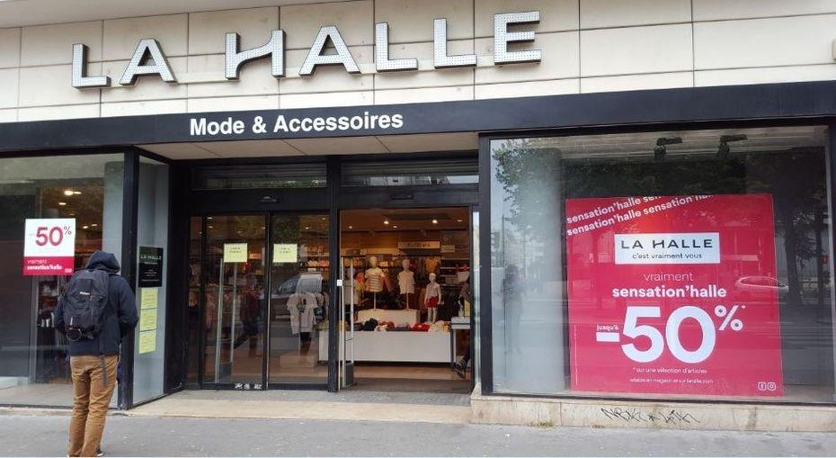 News et infos de l'enseigne de mode La Halle ! sur LSA Conso