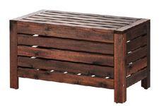 Le banc-coffre « Applarö » d'IKEA
