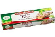 Pâté de Foie William Saurin