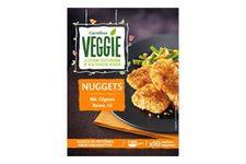 Nuggets blé et oignons de Carrefour Veggie