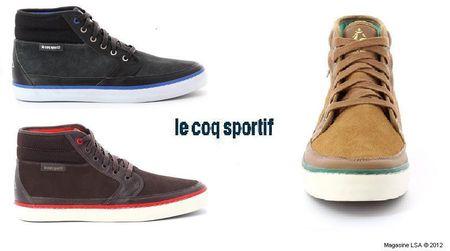 Le Coq Sportif Montant