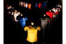 Maillots de la coupe du monde 2014 par Nike