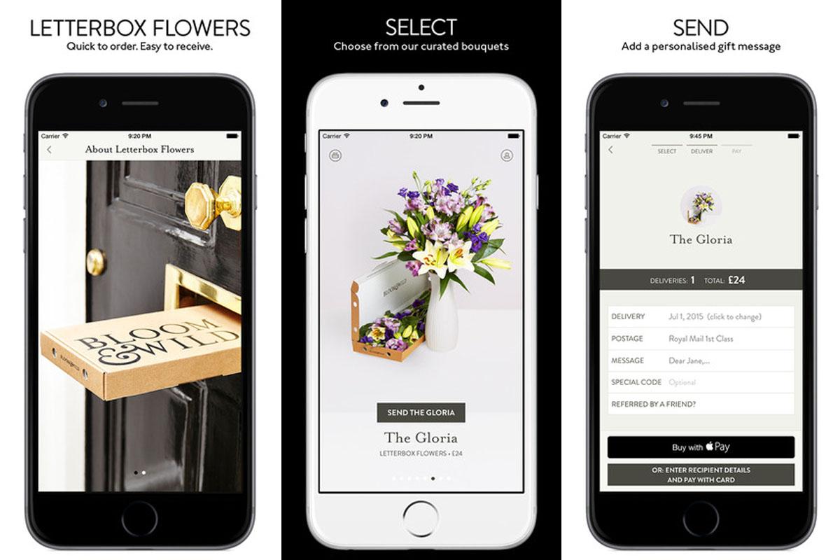 Le fleuriste en ligne bloom wild propose la for Fleuristes en ligne
