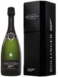 Le coffret en dition limit e spectre mill sime 2009 - Bollinger maison fondee en 1829 ...