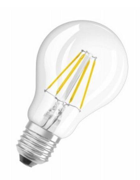 Ampoule led rf classic a 40 4 w 827 e27 fil d osram - Ampoule led osram ...