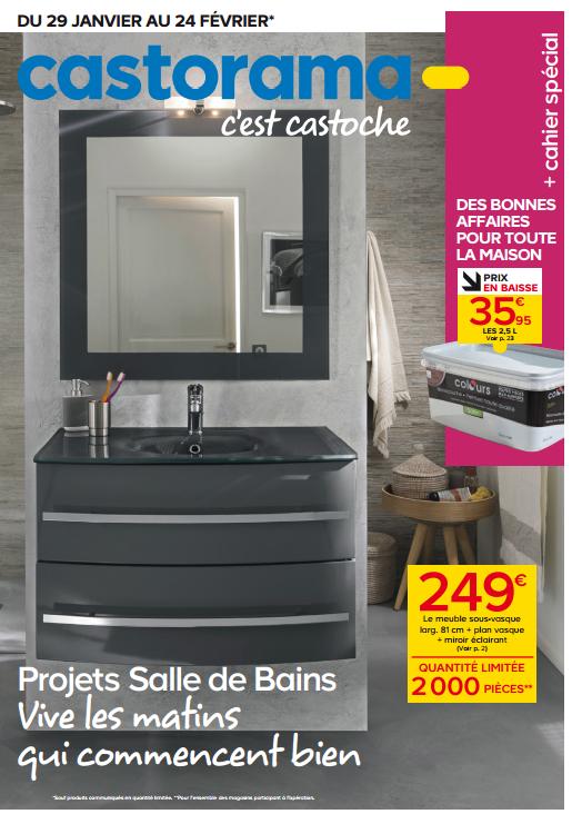 feuilletez le nouveau prospectus castorama. Black Bedroom Furniture Sets. Home Design Ideas