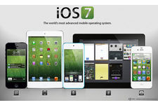 Système d'exploitation iOS 7