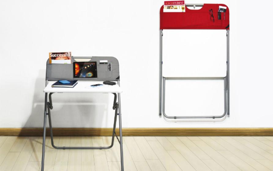 13 objets au design patant for Bureau qui se ferme