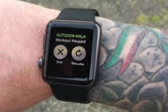 Le bug de l'Apple Watch interviendrait du fait de couleurs trop sombres.