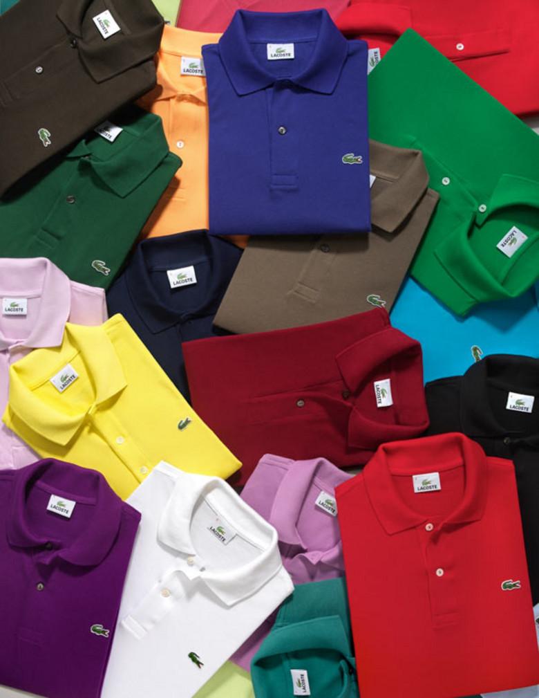 77807b10b1b83 Lacoste, du tennis au polo - Textile, habillement