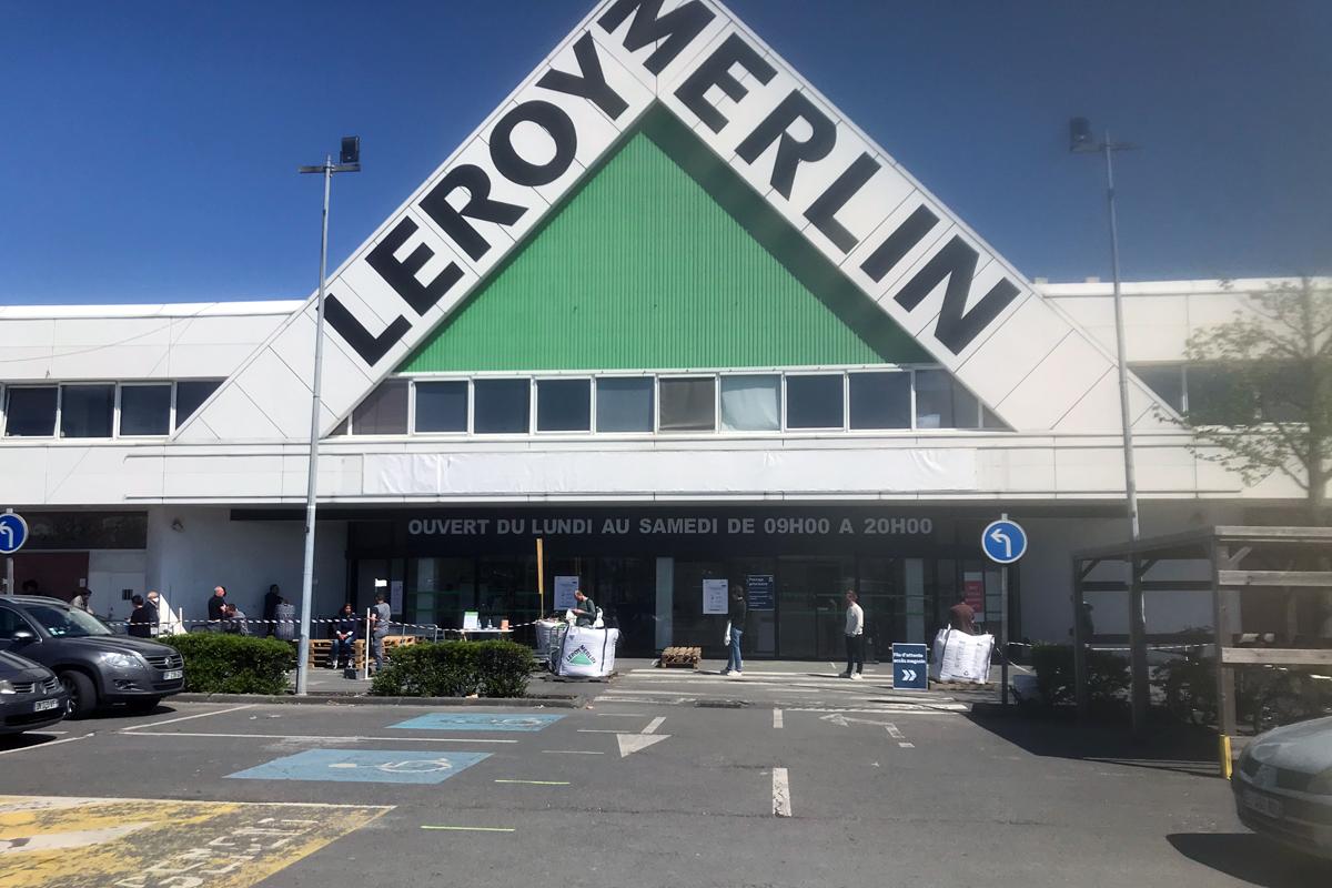 Leroy Merlin Debute La Reouverture De Ses Enquaªtes Sur La Consommation En France