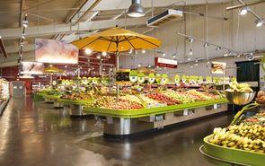 rayon fruits légumes
