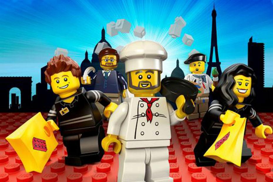 Premier Lego LoisirsCulture Son Ouvrira Au Parisien Flagship 4c35RqALj