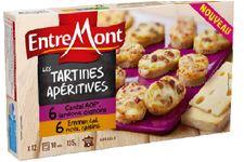 Les Tartines Apéritives Entremont