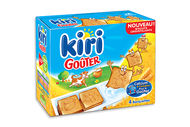Kiri Goûter Biscuits Croustillants