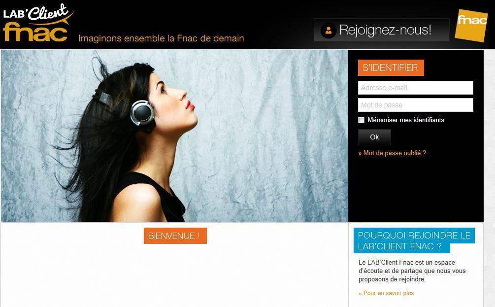"""La Fnac change son système de fidélité et lance un site """"participatif"""""""