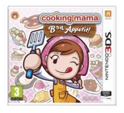 Le jeu cooking mama bon app tit de nintendo - Jeu de cuisine cooking mama ...